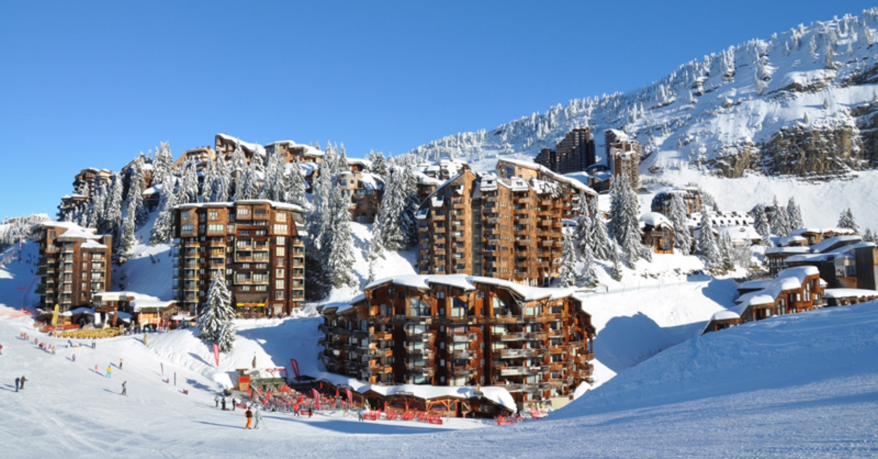 Avoriaz Ski Holidays in Luxury Chalets VIP SKI