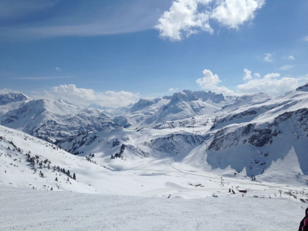 st anton ski holidays in luxury chalets - vip ski