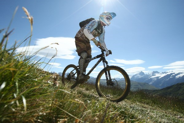 Photo of Mountain biking
