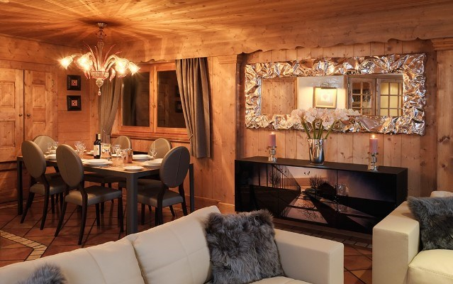 Luxury Meribel chalet