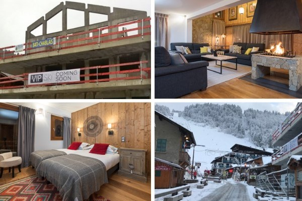 Photos are guide images intended to reflect the style of the chalet