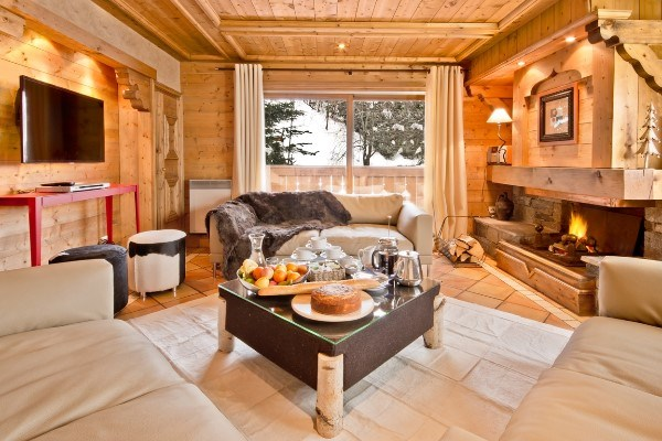 Luxury Alpine retreat