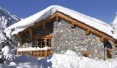 Exterior shot of Chalet Klosters