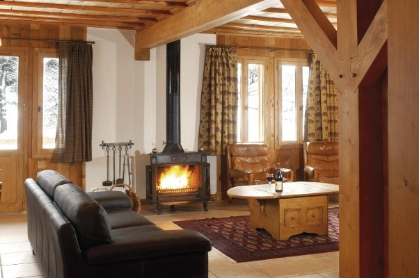 Traditional looking chalet