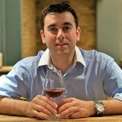 Behind the cellar door with our Master Sommelier