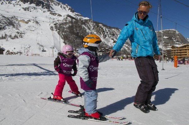 Award-winning ski school