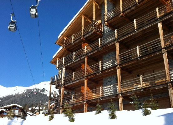 Chalet Tortin offers a fantastic location for which to explore all that Verbier has to offer