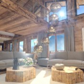 First look at our brand new Morzine chalets